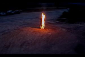 Monoxyle I, Ponte-Leccia, Résidence, Utopia, 2019